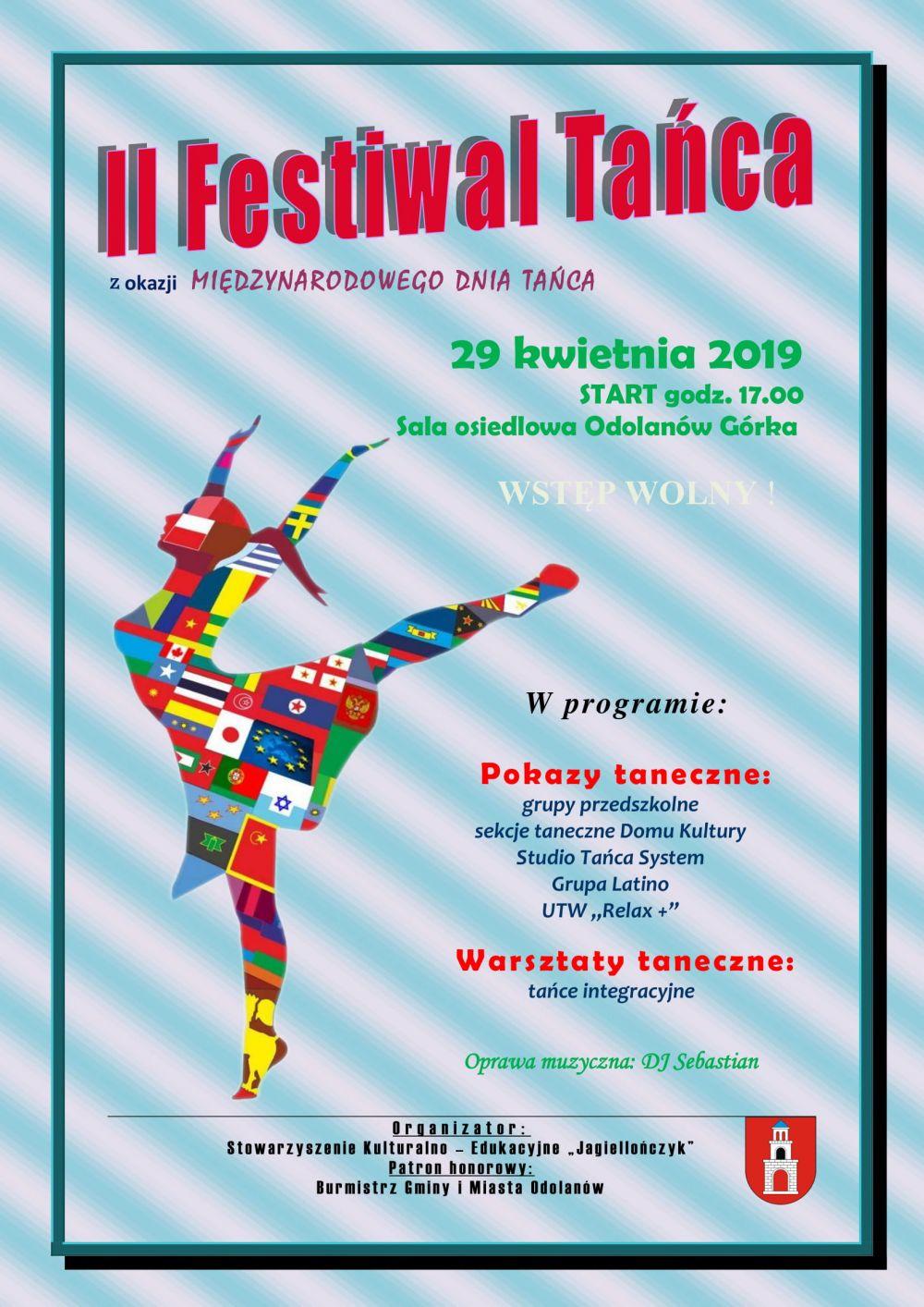 a915b4a08a16c II Festiwal Tańca przed nami!